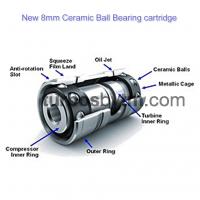New 8mm Ceramic Ball Beraing Cartridge